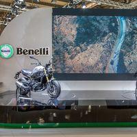 Benelli prepara su batallón de motos para 2020, entre ellas la Benelli TRK 800 y la 600RR