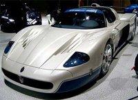 Maserati MC12, pura competición