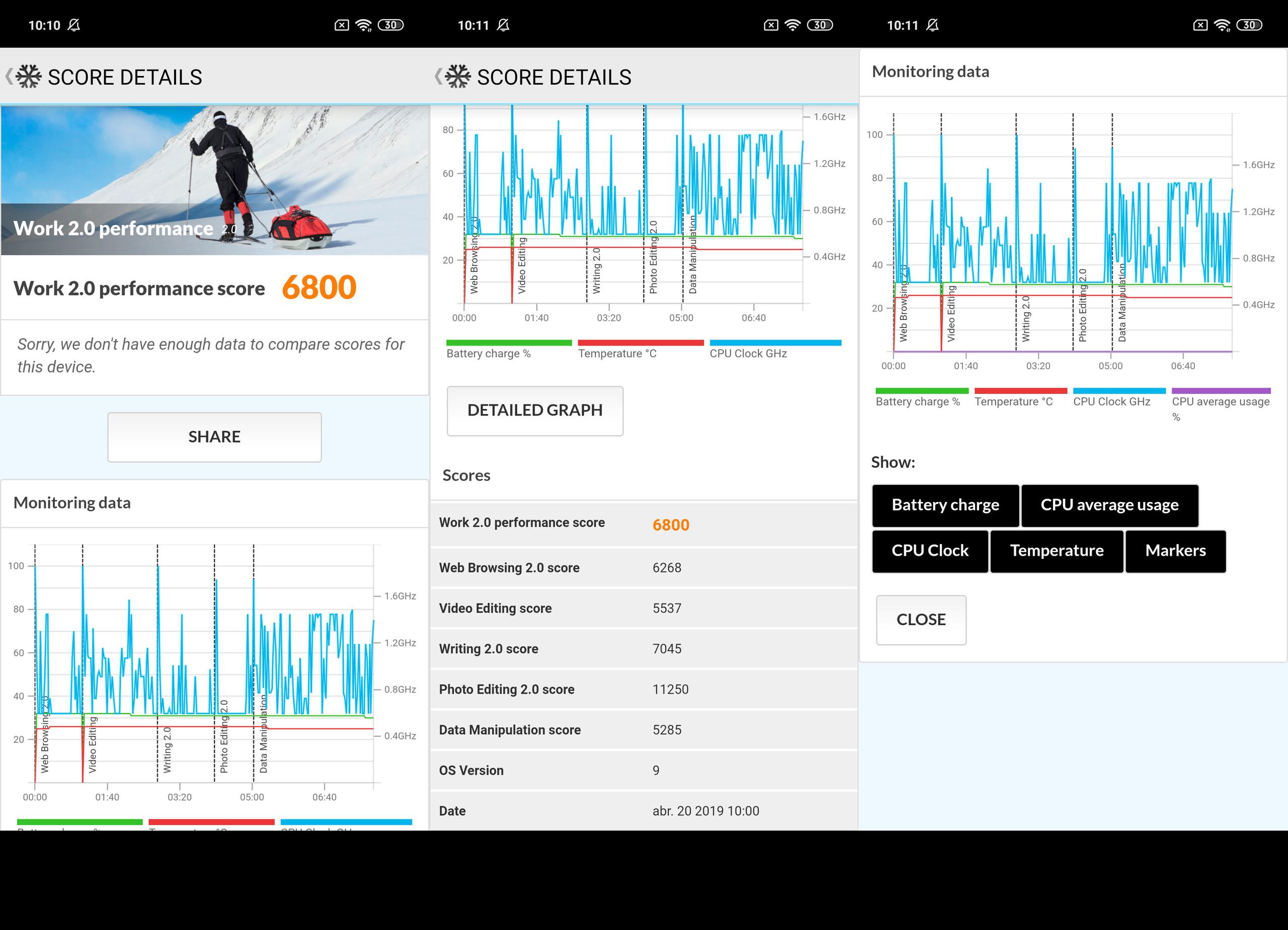 Foto de Xiaomi Mi 9 SE, benchmarks (6/6)