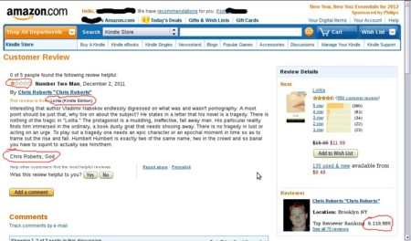 Review Of Lolita1