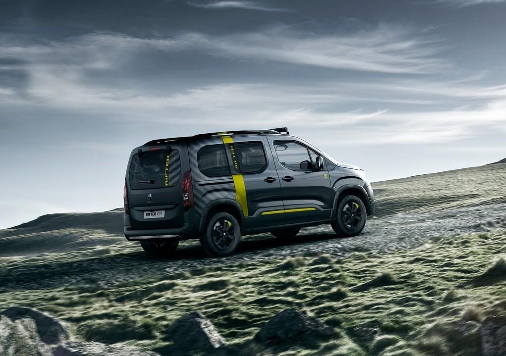 Foto de Peugeot Rifter 4x4 concept (2/13)