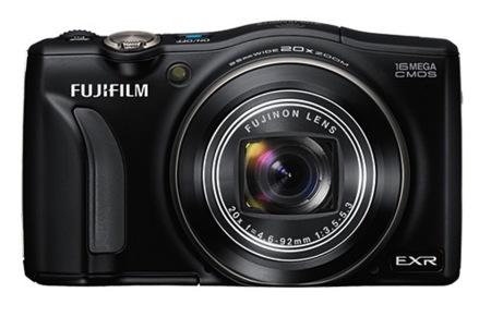 Fujifilm FinePix F800EXR, una compacta que también se anima a compartir fotos con otros dispositivos