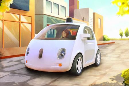 Nuevo coche autónomo de Google