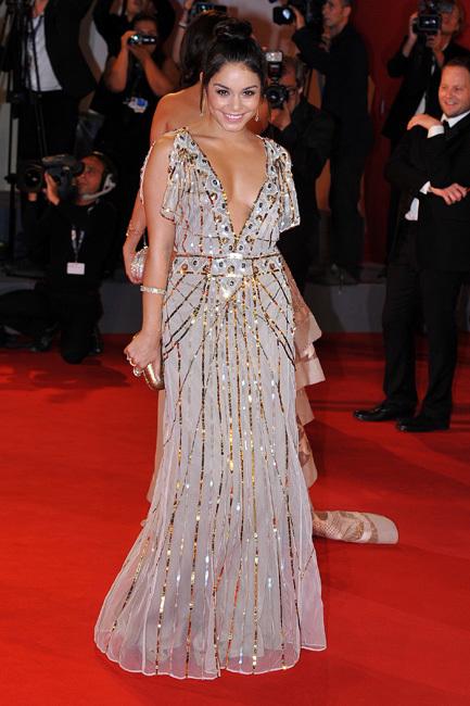 Vanessa Hudgens en el Festival de Venecia
