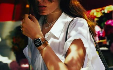 Hermès une fuerzas con Apple: diseñará correas de cuero para el Apple Watch