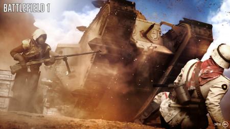 El nuevo tráiler de Battlefield 1 muestra por qué los vehículos dominan el campo de batalla