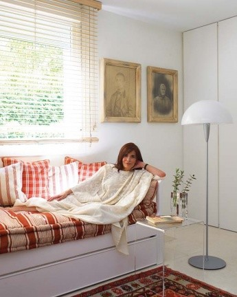Casas de famosos: Carmen Rigalt