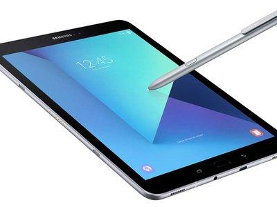 Galaxy Tab S3, altavoces AKG y pantalla HDR para el nuevo tablet estrella de Samsung