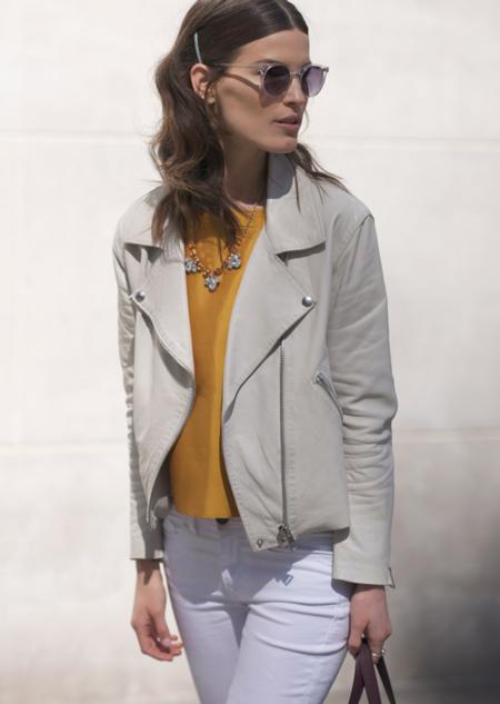 Hanneli Mustaparta es la nueva musa de Zara