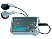 Walkman con disco duro