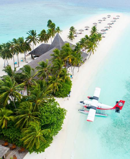 Playas De Arena Blanca Del Mundo Para Ir En Invierno Islas Maldivas