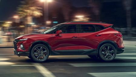 Chevrolet Blazer 2019 2