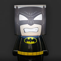 Lámpara LED Batman, de Look-Alite, por 11,59 euros en Zavvi