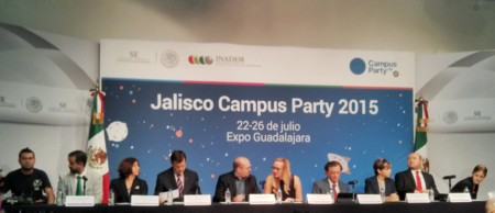 Jalisco Campus Party