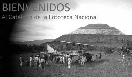La Fototeca nacional digitaliza más de 700 mil imagenes