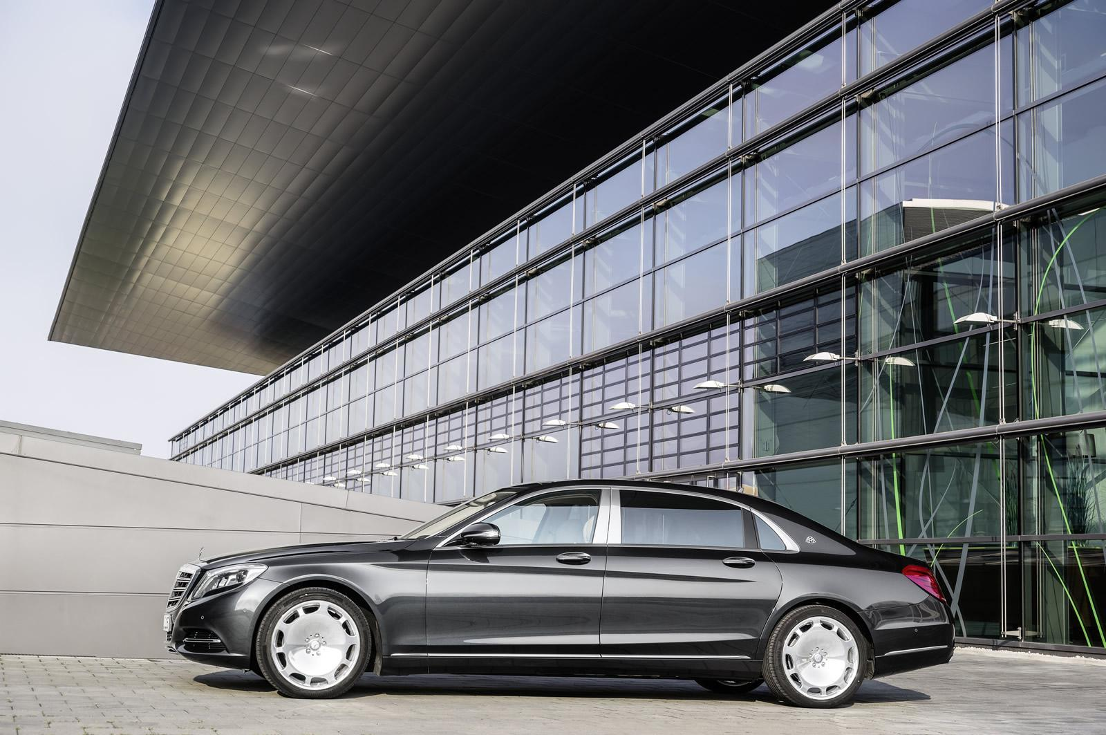 Foto de Mercedes-Benz Clase S Maybach (9/38)