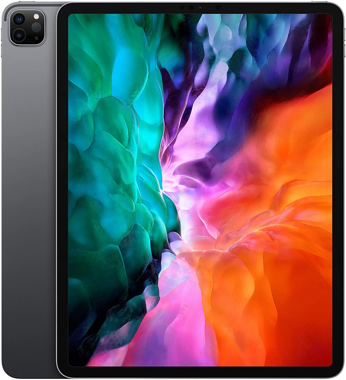 Nuevo Apple™ iPad Pro (de 12,9 pulgadas, con Wi-Fi y uno TB) - Gris interplanetario (4.ª generación)