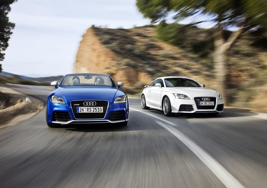 Foto de Audi TT RS (12/13)