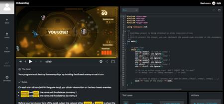 Codingame o cómo divertirte mejorando tus dotes de programación