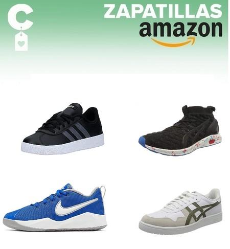 Chollos en tallas sueltas de zapatillas Nike, Adidas, Fila, Asics o Puma por menos de 30 euros en Amazon