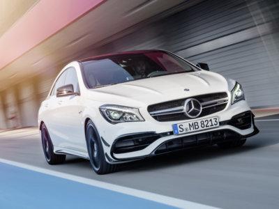 Nuevo Mercedes-AMG CLA 45 4MATIC: a por el mejor comportamiento dinámico