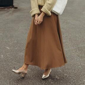 Cinco zapatos de tacón cómodo para sumar centímetros en los looks de otoño sin que nuestros pies sufran