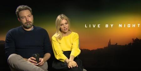 Ben Affleck con Sienna Miller