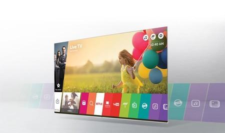 LG tiene planes para webOS y piensa en su salto desde los Smart TV a más dispositivos para competir con Tizen y Android