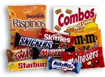 Productos animales en snacks de Masterfoods, decepción para los vegetarianos