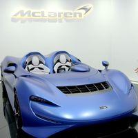"""McLaren lanza cortometrajes para conocer el """"detrás"""" de todos sus autos"""