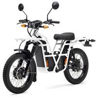 UBCO 2x2 WRK y ADV: llegan a España las motos eléctricas con tracción en las dos ruedas y hasta 120 kilómetros de autonomía