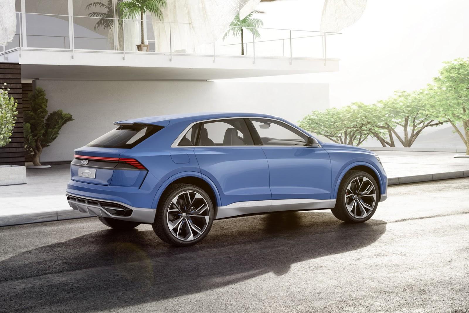 Foto de Audi Q8 Concept (4/22)