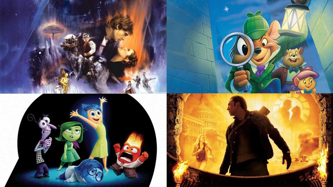 Las 24 Mejores Películas De Disney