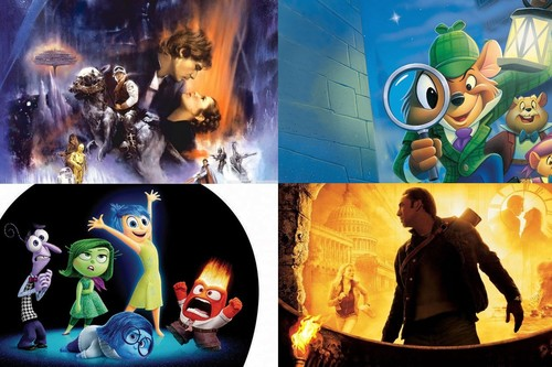 Las 23 mejores películas de Disney+