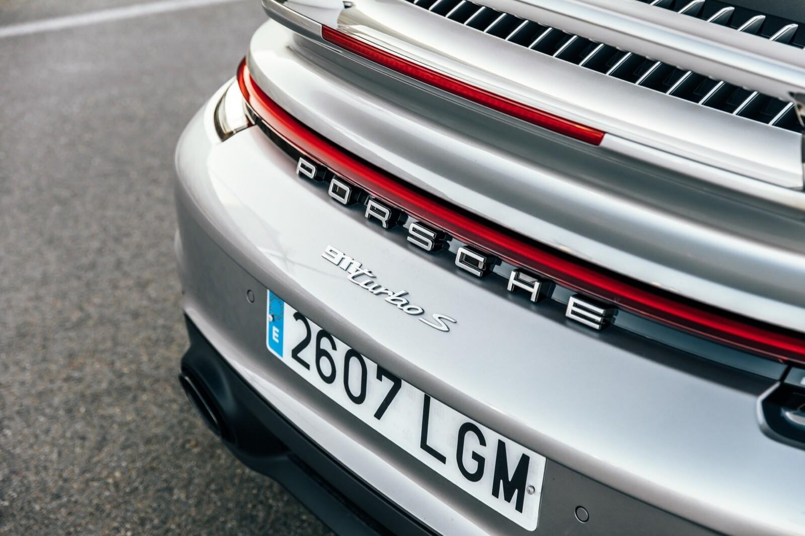 Foto de Porsche 911 Turbo S (Prueba) (23/45)