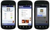 Bump 2.0 comparte datos con tus amigos chocando vuestros móviles