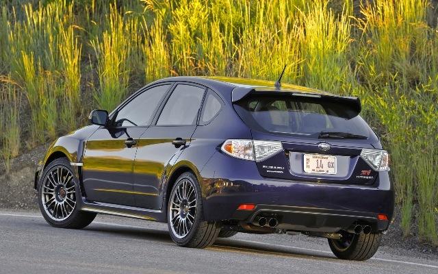 Foto de Nuevo Subaru Impreza WRX STi 2013 (2/13)