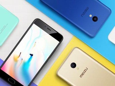 Meizu renueva su gama media y presenta el nuevo M5, un móvil con mucho color