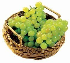 Uvas, ¿las prefieres negras o blancas?