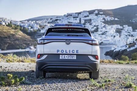Volkswagen Id4 Policia Grecia 2