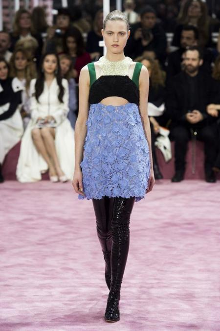 Christian Dior Haute Couture Spring 2015 Pfw25