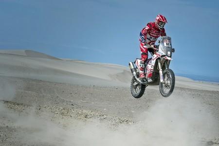 Jonathan Barragan Dakar 2018