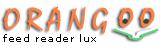 Orangoo, otro lector de feeds para la web