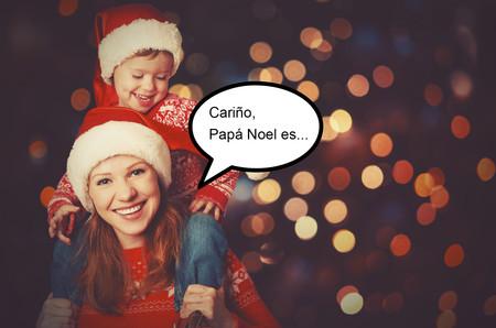 Cómo y cuándo decir la verdad a los hijos sobre Papá Noel y los Reyes Magos