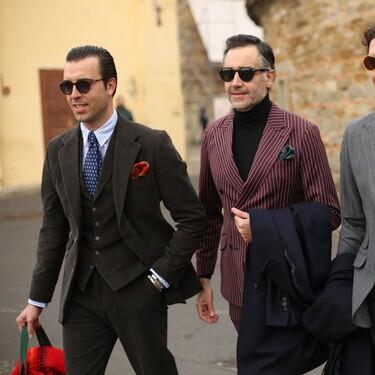 El combo de cuello alto y blazer: la combinación triunfante para tus looks de invierno