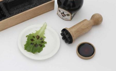 Imprime tu comida con el sello de Martí Guixé