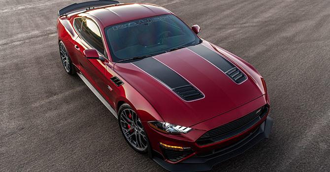 Foto de Mustang Jack Roush Edition (5/6)