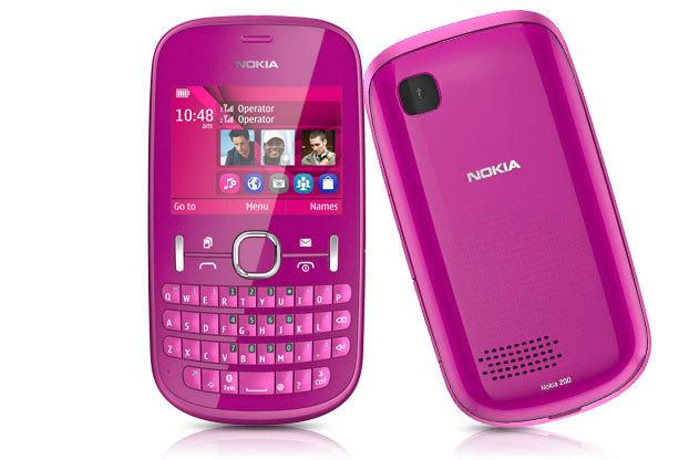 Foto de Nokia Asha 200 (1/7)