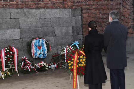 Reyes Auschwitz 75 Aniversario 20200127 08