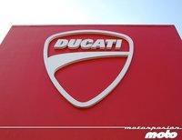Visita Factoría y Museo Ducati primera parte. La fábrica de sueños